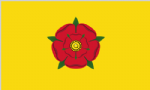 Lancashire Large County Flag - 5' x 3'.